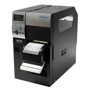 Printronix SL/T4M 252205-001 RFID Thermal Barcode Printer Network Rewind 203DPI