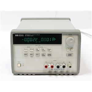 HP Agilent E3632A Variable DC Power Supply 0-15V, 7A / 0-30V, 4A