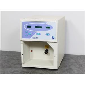 Used: Sedere Sedex 75 Evaporative Light Scattering Detector HPLC ELSD System