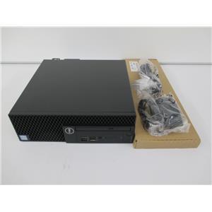 Dell YMP20 OptiPlex 3070 SFF Desktop i3-9100 3.6GHZ 8GB 500GB W10P w/WARRANTY
