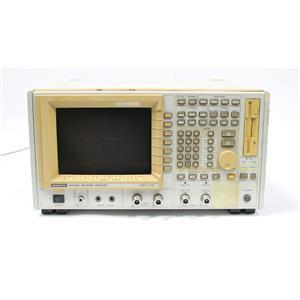 Advantest R3762BH 300 KHz - 3.6 GHz Vector Network Analyzer AS-IS