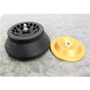 Used: Beckman TA-24 Fixed Angle Rotor 24x15mL 5700 RPM for TJ-6R Centrifuge w/Warranty