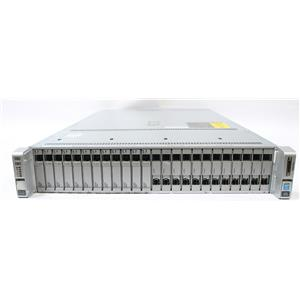 Cisco UCS UCSC-C240-M4SX C240 M4 2x E5-2670 V3, 128GB RAM, 12 x 600GB UPDATED