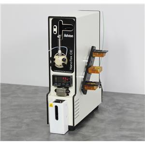 Used: Advion Concentrator Module 706-01-402 for NanoTek Microfluidics Synthesis System