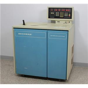 Used: Beckman L8-70MR Refrigerated Ultracentrifuge Floor Centrifuge 344196 w/ Warranty