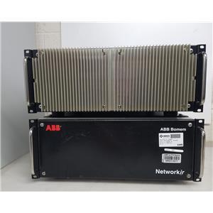 ABB BOMEM MB-SERIES MODEL SNH2700G, NETWORK IR SPECTROMETER