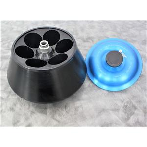 Used: Beckman 339247 JA-14 6x250mL Fixed Angle Rotor 14K RPM Tested w/ Warranty