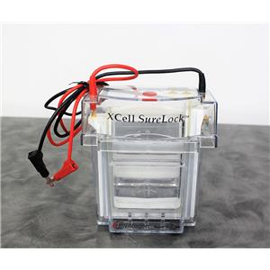 Used: Invitrogen XCell-SureLock Mini Cell Electrophoresis w/90-Day Warranty