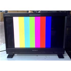 Sony PVM-2541 OLED 25 inch HD-SDI/HDMI Monitor AS-IS