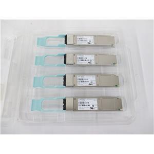 Juniper JNP-40G-LX4-4PACK QSFP+ 40GBASE LX4 Optics f/ QFX / Ex Series 740-056705