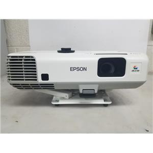 EPSON POWERLITE 92 3LCD H381A PROJECTOR (1226 LAMP HOURS USED)