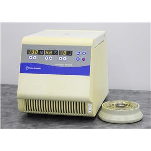 Used: Fisher Scientific accuSpin Micro R Refrigerated Centrifuge 75005542 w/ Rotor