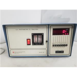 Thermo Environmental Instruments 49 UV Photometric O3 Analyzer