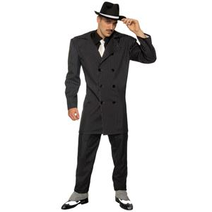 Zoot Suit Old Time 1920's Gangster Adult Costume Standard