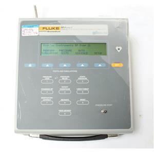Fluke BP PUMP 2 Non-Invasive Blood Pressure Monitor Analyzer