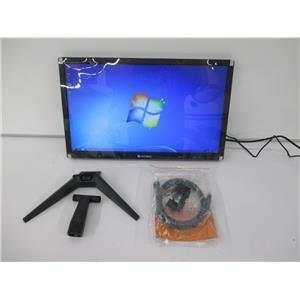 "Ematic ECM200 Ematic 20"" 1600x900 HDMI VGA 75hz LED Monitor - NEW, OPEN BOX"