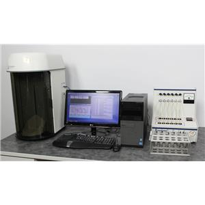 Used: Micromeritics TriStar II Plus 3030 Nitrogen Surface Area Analyzer w/ VacPrep 061
