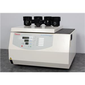 Used: Thermo Scientific CL31R Multispeed Refrigerated Centrifuge & Rotor w/ Adapters
