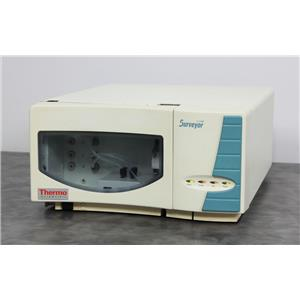 Used: Thermo Scientific Finnigan LC Pump Surveyor HPLC with 90-Day Warranty