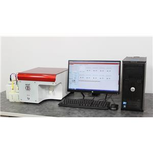 Used: BD Biosciences Accuri C6 Flow Cytometer with PC & Software 90-Day Warranty