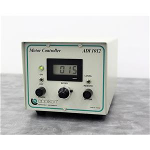 Used: Applikon Motor Controller Adi1012 for BioReactors With 90-Day Warranty
