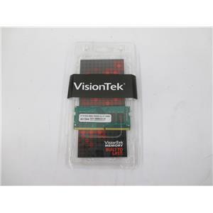 VisionTek 900852 8GB DDR4 2133MHZ CL15 PC4-1700 SODIMM MEMORY - FACTORY SEALED