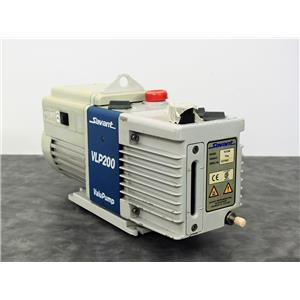 Parts or Repair: Savant VLP200 Valupump Dual Stage Vacuum Pump for Rebuild