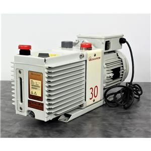 Used: Edwards E2M30 Vacuum Pump with Edwards 220V Motor Includes a 90-Day Warranty