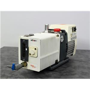 Used: Alcatel Adixen 2021 SD Pascal Vacuum Pump with Leroy Somer Motor 90-Day Warranty