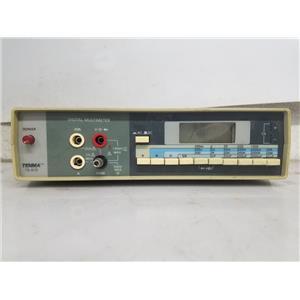 TENMA TRUE RMS DIGITAL MULTIMETER 72-410