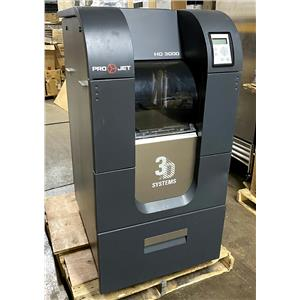 3D Systems ProJet HD 3000 Rapid Prototyping 3D Printer