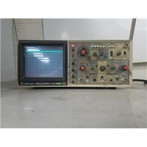 HITATCHI V-223 2CH 20MHZ ANALOG  OSCILLOSCOPE