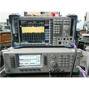 Rohde & Schwarz FSP-38 Spectrum Analyzer 9 KHz to 40 GHz 1164.4391.38