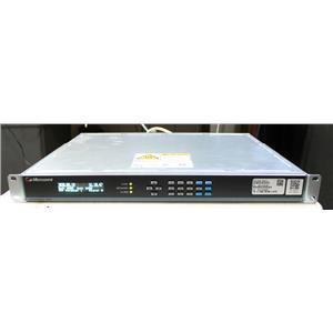 Microsemi S600 Stratum 1 Syncserver GPS NTP / PTP Network Time Server
