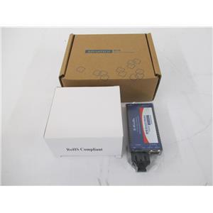 B+B SMARTWORX 855-19723 IE-MiniMc, TP-TX/FX-MM1300-SC with AC adapter - NOB