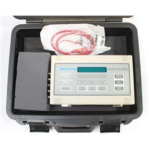 Netech Multi-Pro 2000 Biomed Safety Tester Analyzer