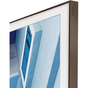 "Samsung VG-SCFT43BW/ZA Samsung - 43"" The Frame Customizable Bezel - Brown"