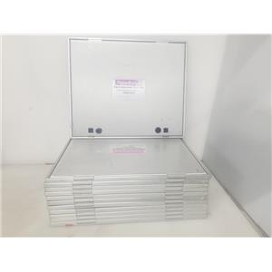 FisherBiotech Electrophoresis Autoradiography Cassette FBAC 1417 - Lot of 12