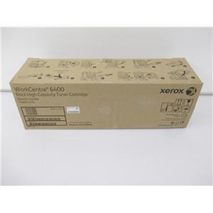 Xerox 106R01316 Black High Capacity Toner Cartridge For WorkCentre 6400 - NOB