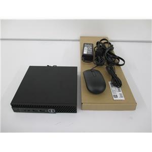 Dell NXXCR OptiPlex 3070 MFF Desktop Core i5-9500T 8GB 256GB W10P w/WARRANTY