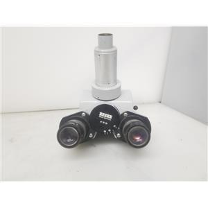 Zeiss 473028 Trinocular Microscope Head