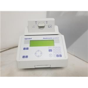 Eppendorf Mastercycler 5331 Gradient Thermal Cycler w/ 96 Well Block (As-Is)