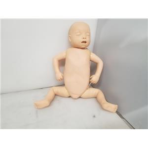 Laerdal Resusci Baby CPR Training Manikin w/ Case