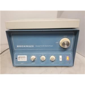 Beckman TJ-6 Centrifuge