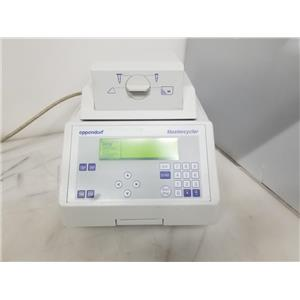 Eppendorf Mastercycler 5333 Gradient Thermal Cycler w/ 96 Well Block