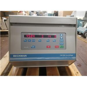 Beckman Coulter GS-15R Centrifuge w/ Rotor