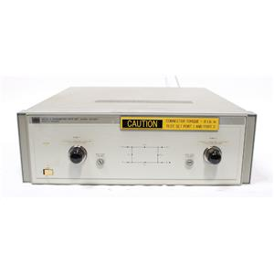 HP 8515A 45 MHz to 26.5 GHz S-Parameter Test Set