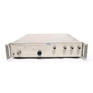 HP / Agilent 85047A 300kHz To 6GHz S-Parameter Test Set