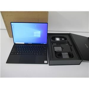 "Dell 2G67Y XPS 13 9300 13.4"" Touch Laptop Core i7-1065G7 16GB 512GB M.2 W10P"