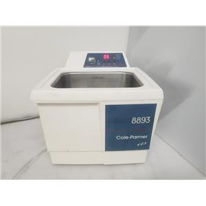 Cole-Parmer 8893 / 8893-DTH Ultrasonic Cleaner